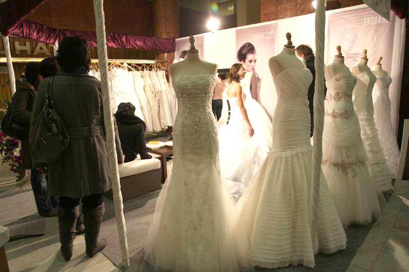 esküvői kiállítás
