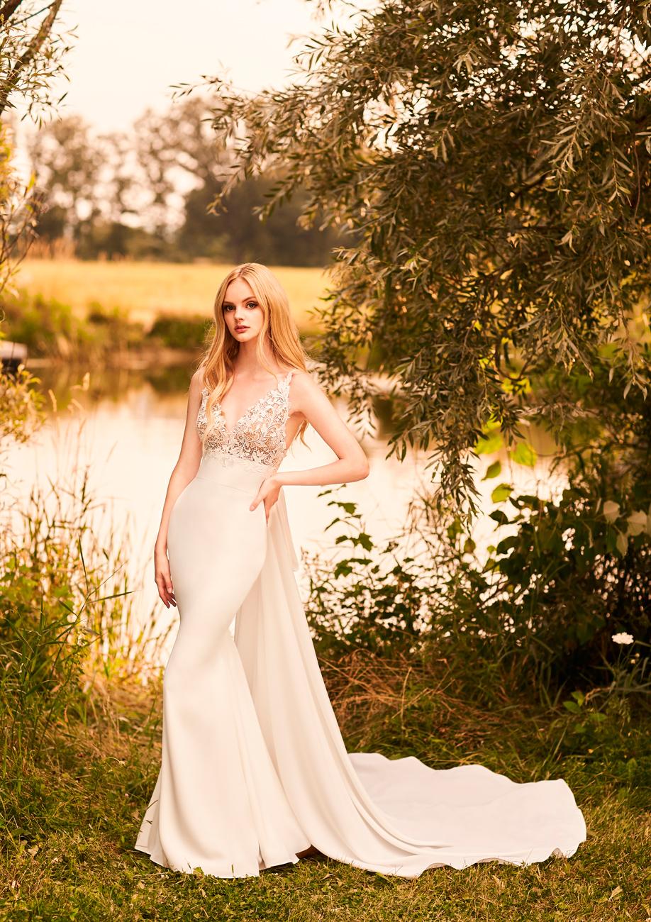 menyasszonyi ruha 2020, menyasszonyi ruha trend 2020, esküvői ruha trend, esküvői trend 2020