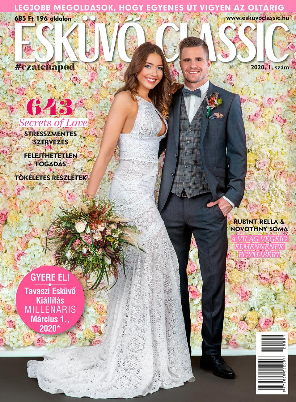 Esküvő Classic magazin - esküvői magazin, esküvő magazin