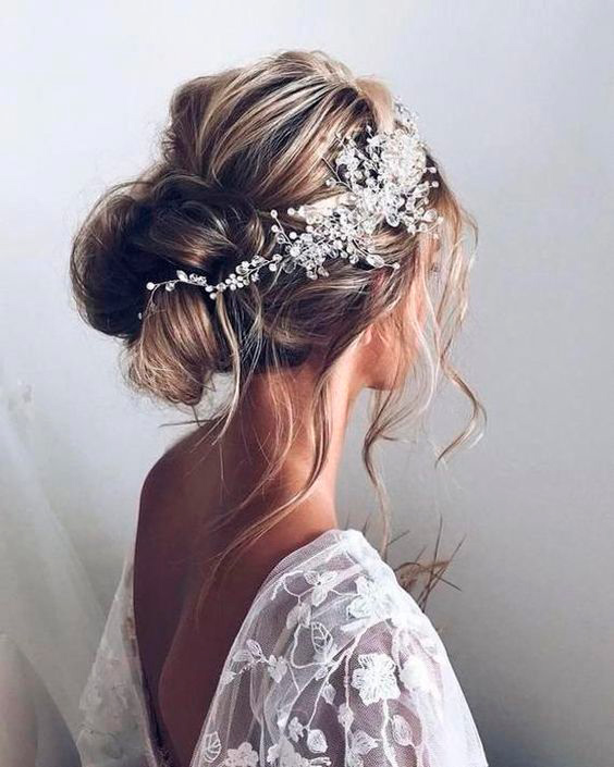 Menyasszonyi hajékszer, Menyasszonyi hajékszerek, ha valami mást viselnél fátyol helyett