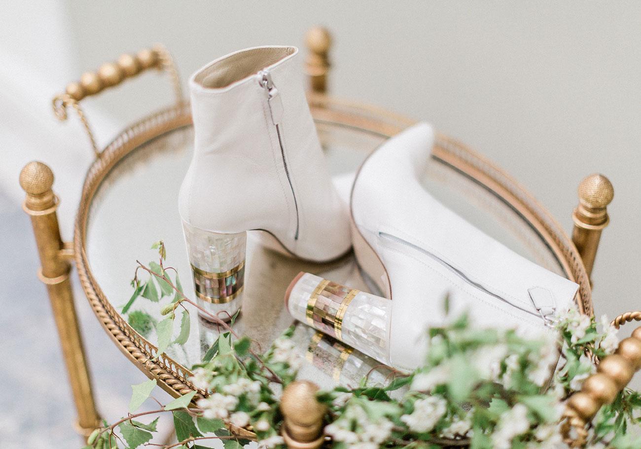 menyasszonyi cipő, Gyönyörű menyasszonyi cipők – Sétálj magabiztosan és stílusosan az oltárhoz
