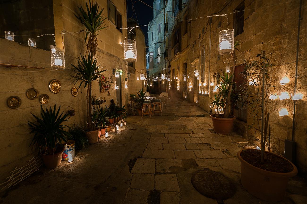 Nászút Máltán, esküvő máltán