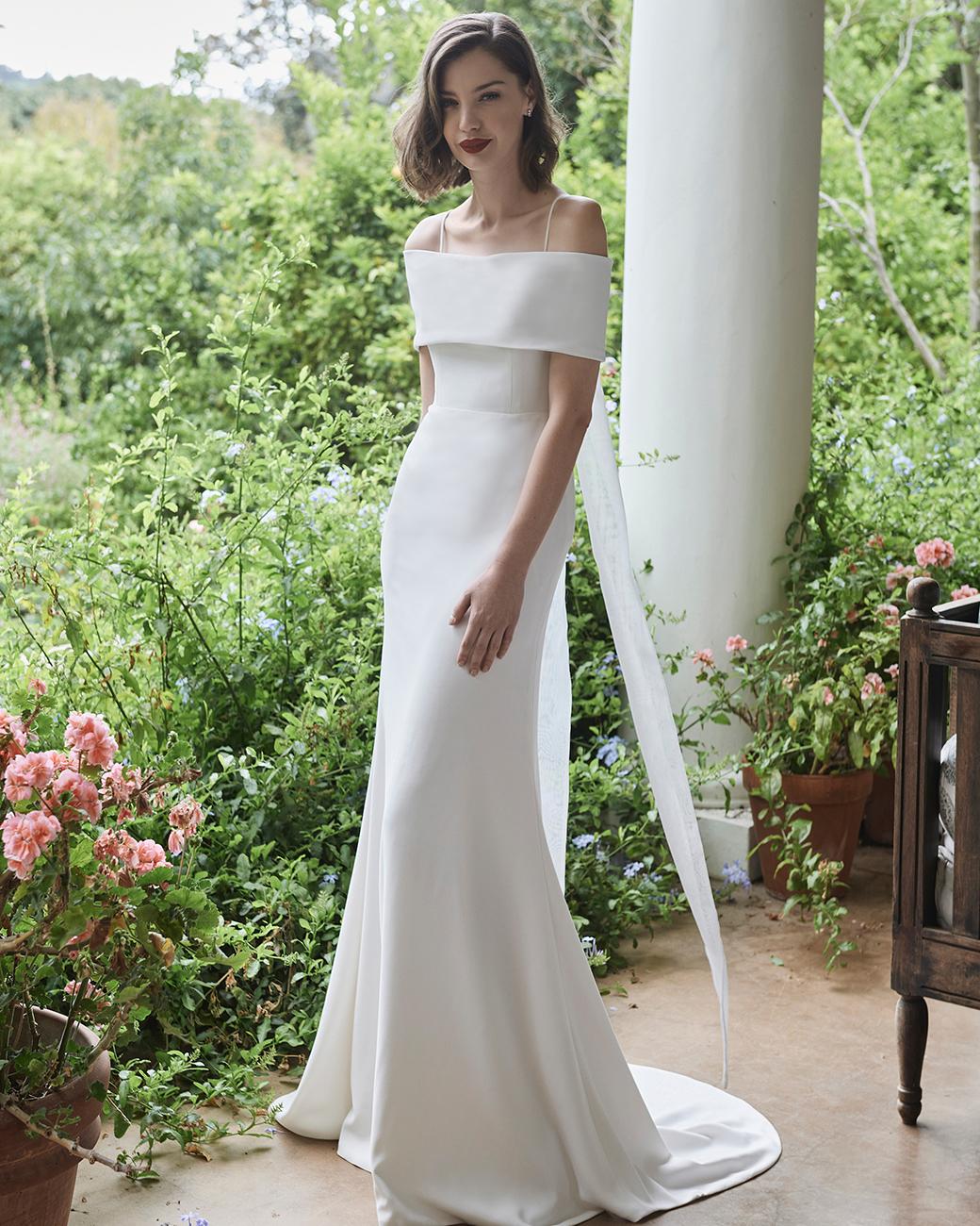 Elbeth Gillis, A letisztult elegancia nagykövete – Elbeth Gillis huszonharmadik menyasszonyi ruha kollekciója a Grace nevet viseli