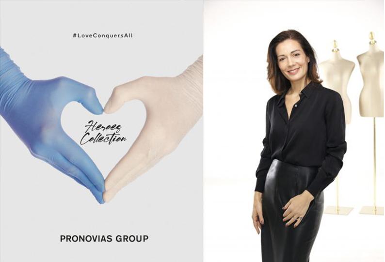 Pronovias, Kollekció, amit a hétköznapok hősei ihlettek – A Pronovias egy rendkívüli kezdeményezéssel segíti az egészségügyben dolgozó menyasszonyokat