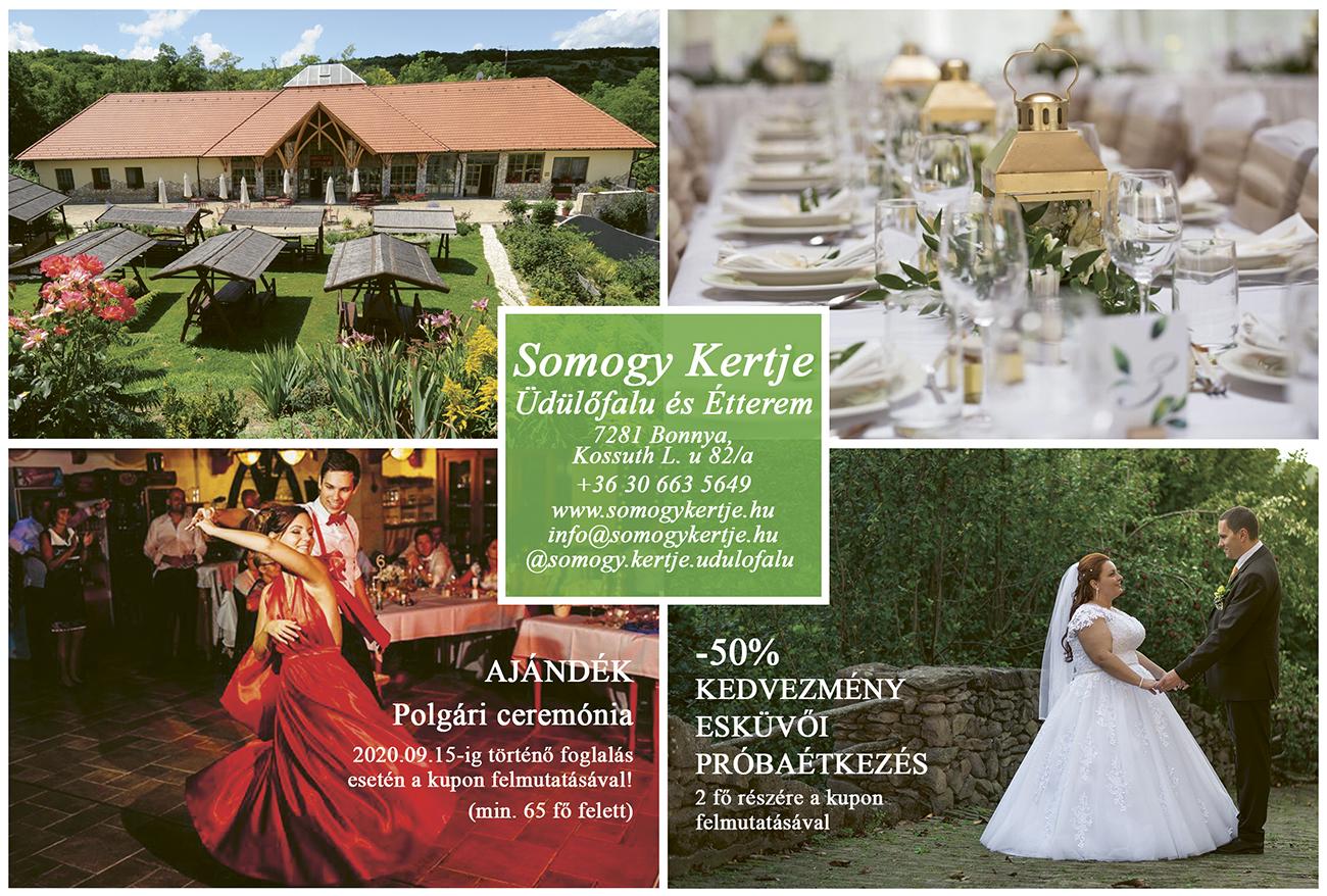esküvői helyszín, 10 érv a vidéki esküvők mellett – A Somogy Kertje esküvői helyszínként mind a tízet tökéletesen tudja
