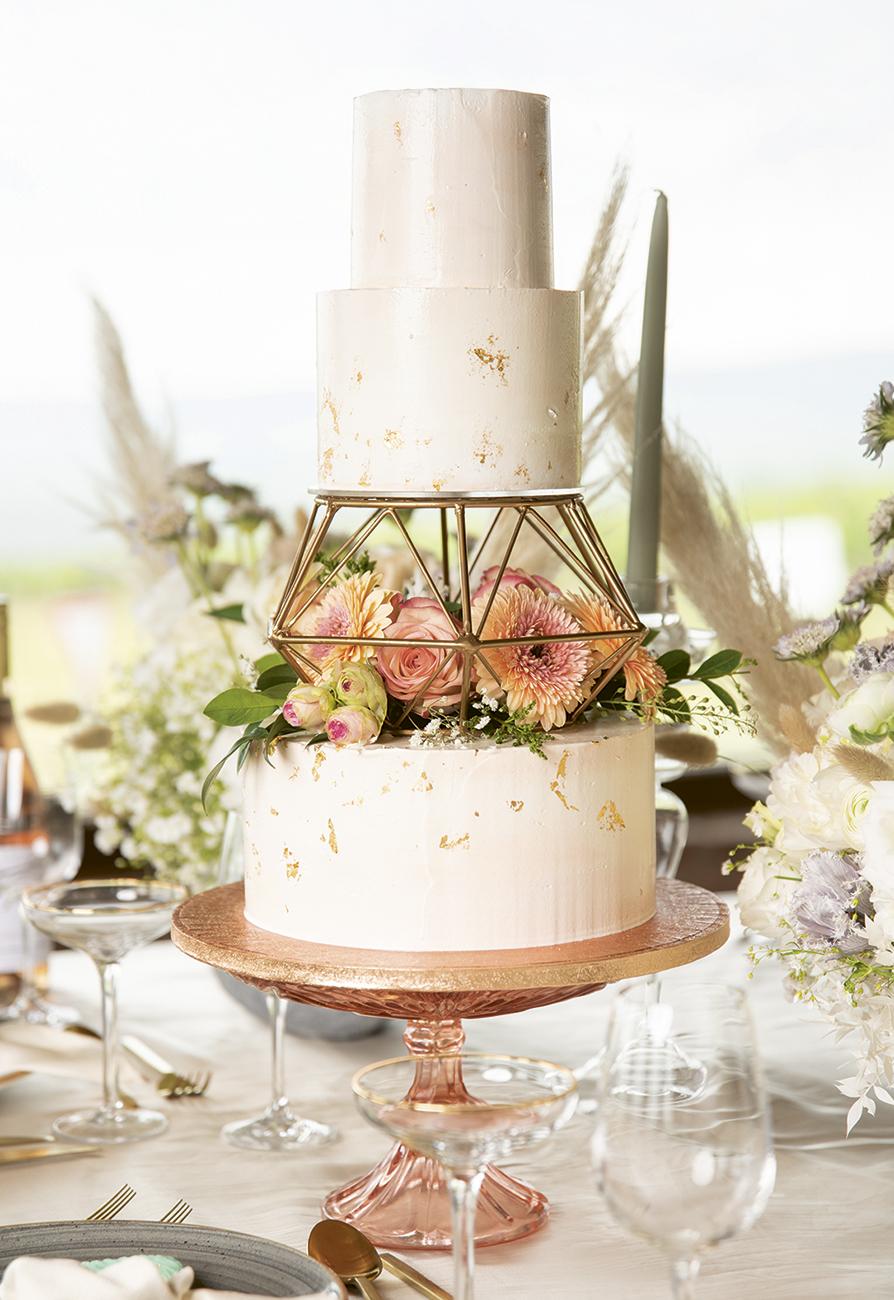 esküvői torta, Hat látványos esküvői torta: top cukrászdák és tortaműhelyek, ahol a desszertpult ékei készülnek
