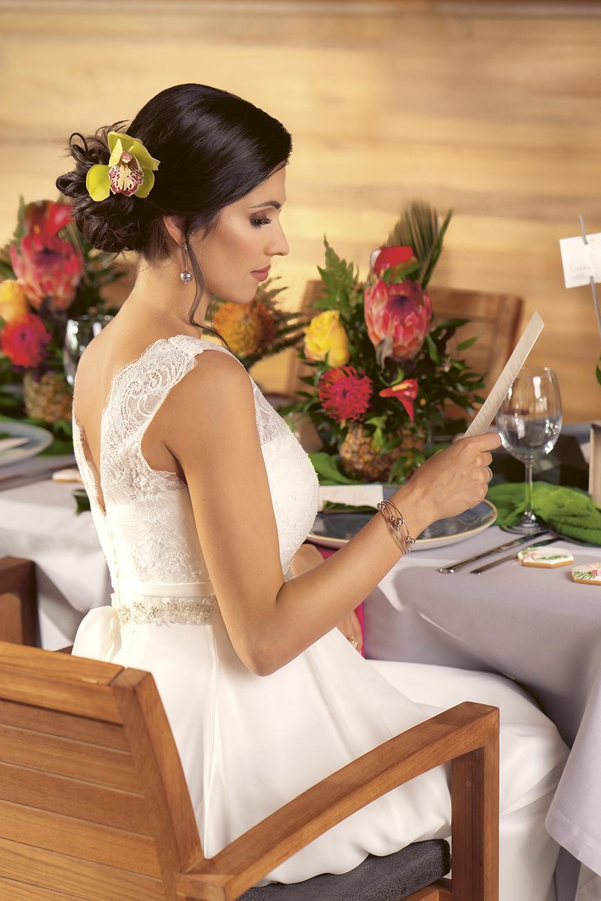 esküvői hajdíszek, A menyasszony budoárja – Ezek a stílusos esküvői hajdíszek sosem mennek ki a divatból
