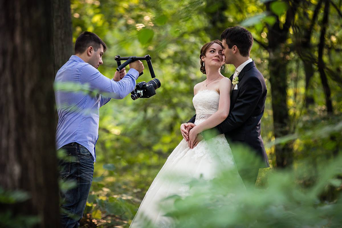 esküvői film, Esküvői film moziba illő minőségben – Ismerd meg a Redfocus films csapatát!