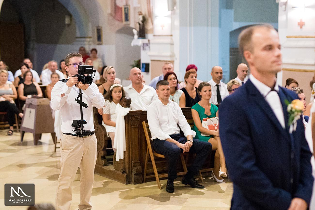 esküvői film, Egy esküvői film, amit újra és újra előveszel majd – Karli Róbert nem mindennapi stílusban örökíti meg a nagy napot