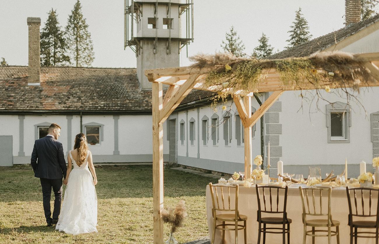 Green Paradise esküvői helyszín, Fotó: Love Fern Weddings