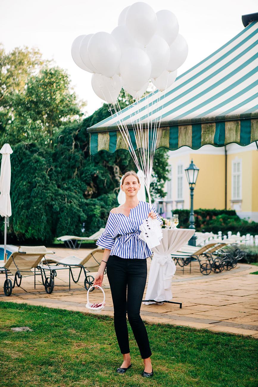 esküvői helyszín, A mesés esküvői helyszín ahol az álmok valóra válnak: Christine és Ádám esküvője a Hertelendy Kastély *****-ban