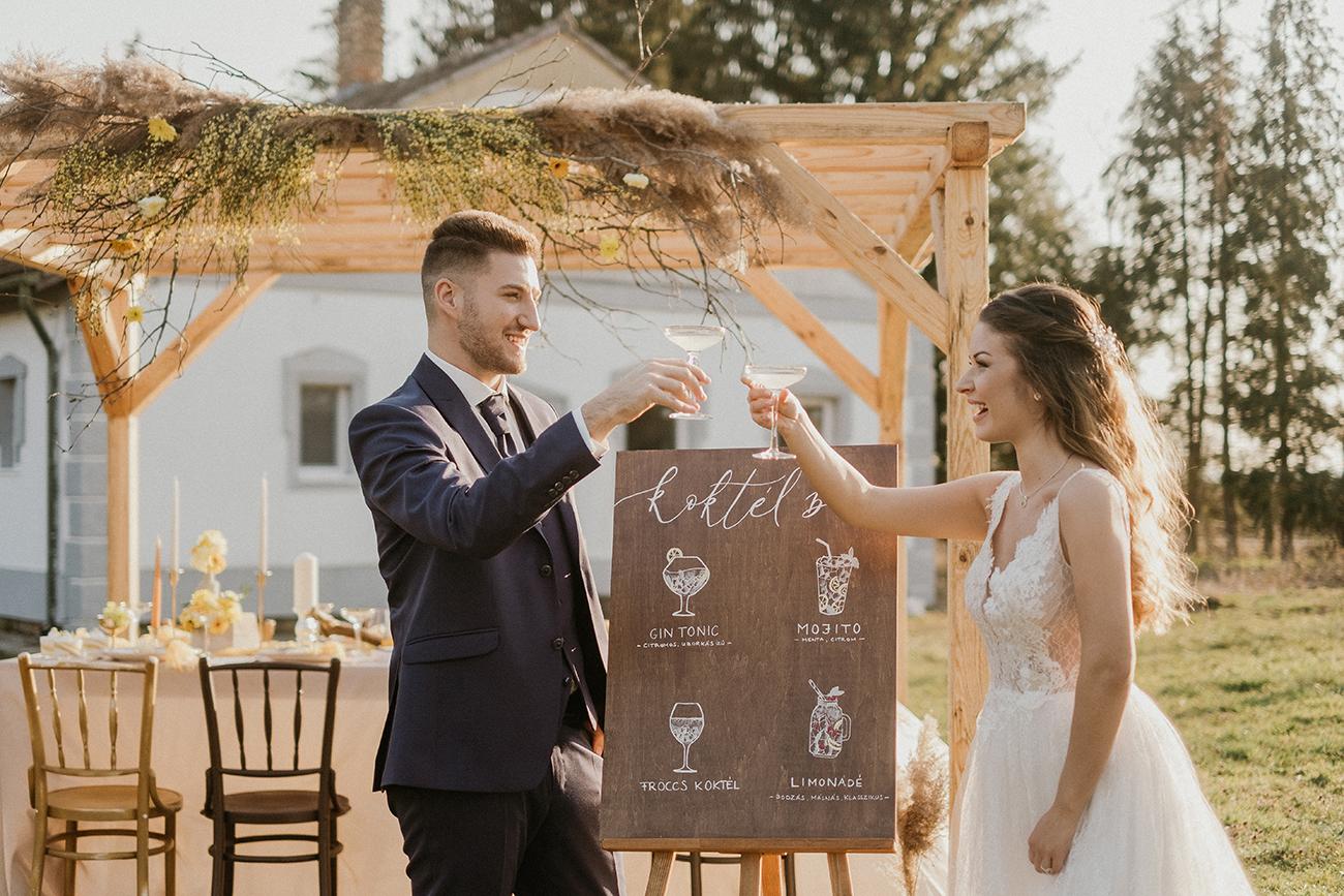 ismerd mondások esküvő)