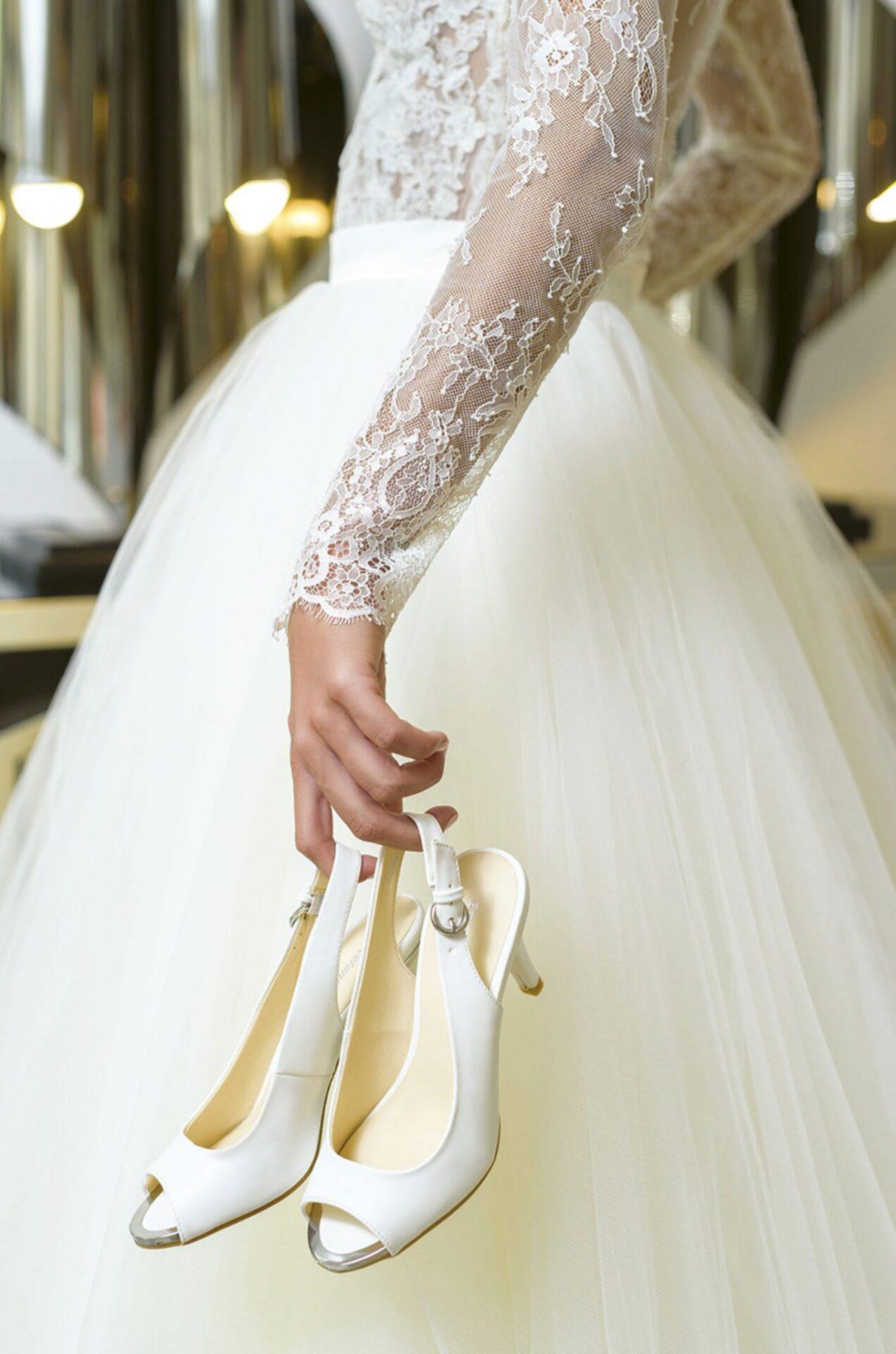 , Milyen legyen az esküvői cipőm?- Ti kérdeztétek, mi válaszoltunk!